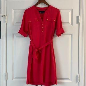 EUC Pink Dress with pockets